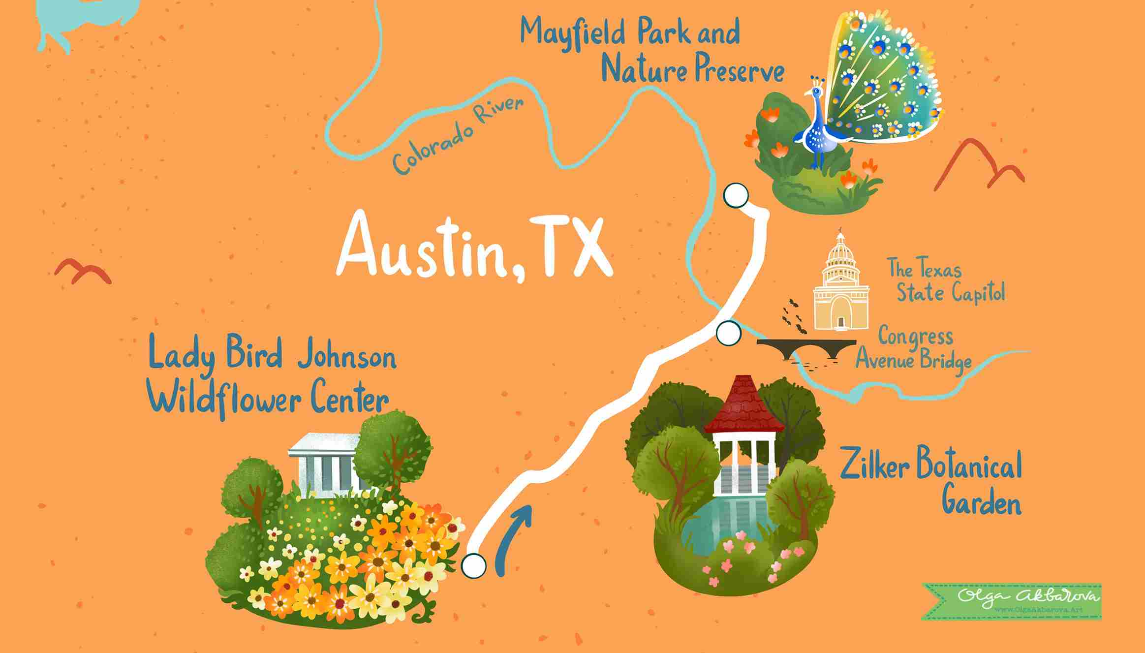 Austin Gardens - Self-Guided Day Trip   Garden Design on jj pickle research center map, mckinney falls state park map, dell diamond map, highland mall map, circuit of the americas map, san marcos map, piedmont park map, the pageant map, fair park map, madison square garden map, wisconsin state parks map, the national map, red rocks amphitheatre map, camp mabry map, edwards aquifer map, austin map, iroquois amphitheater map, lakeline mall map, stadium map,