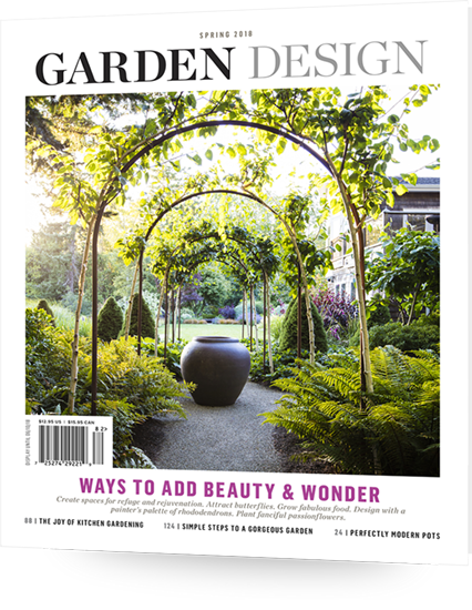 Garden landscape design ideas and tips garden design spring 2018 issue 202 sisterspd