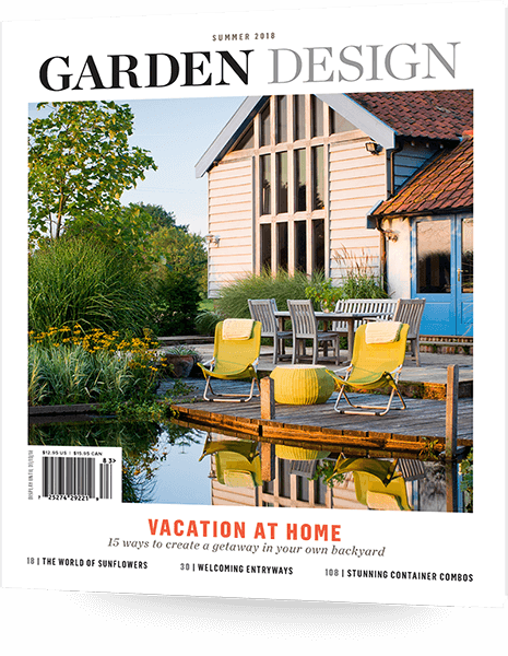 Discover 15 Ways To Create A Getaway In Your Own Backyard, Plus Glorious  Sunflowers, Welcoming Entryways And Stunning Container Combos.