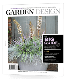 Big Garden Design Ideas