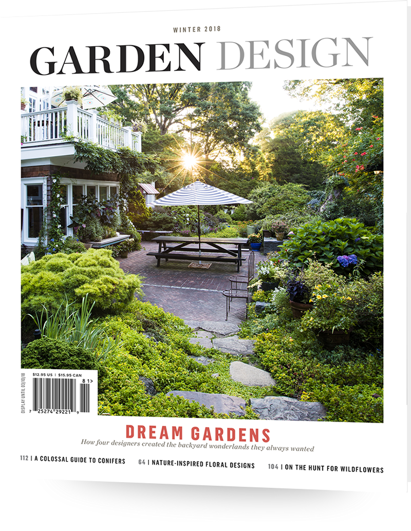 winter 2018 issue 201 - Yard Design Ideas