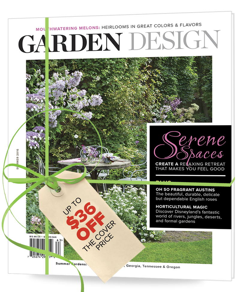 Garden design magazine circulation for Garten design magazin