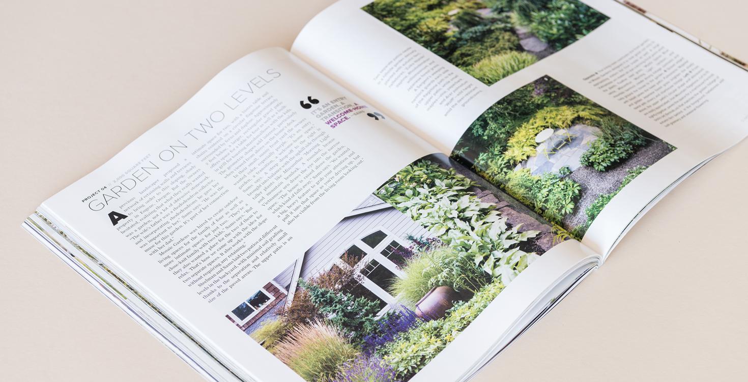 What's in the magazine? | Garden Design
