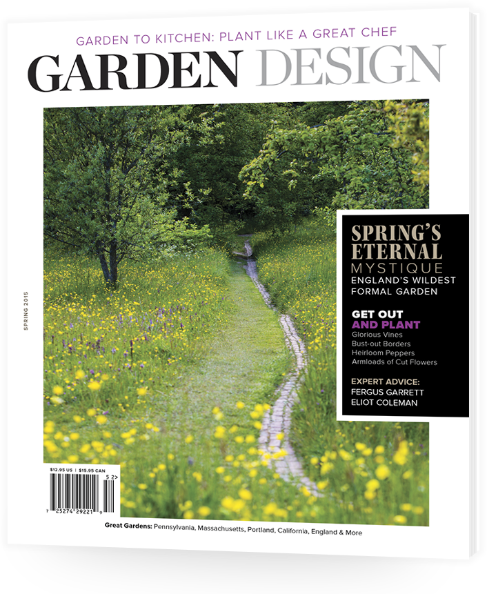 Whats in the magazine Garden Design Garden Design