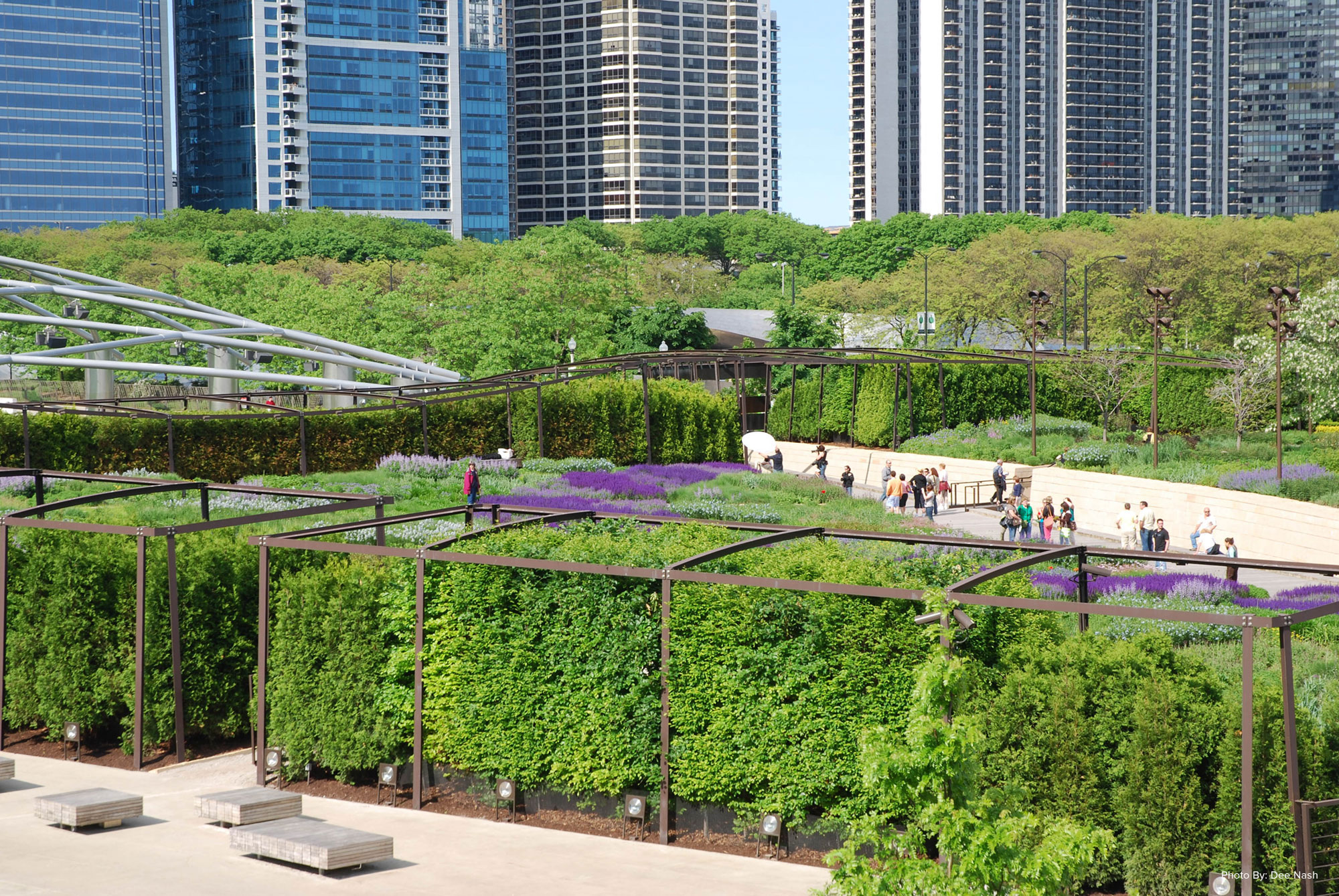 Garden design magazine 39 s guide to millennium park for Landscape design chicago