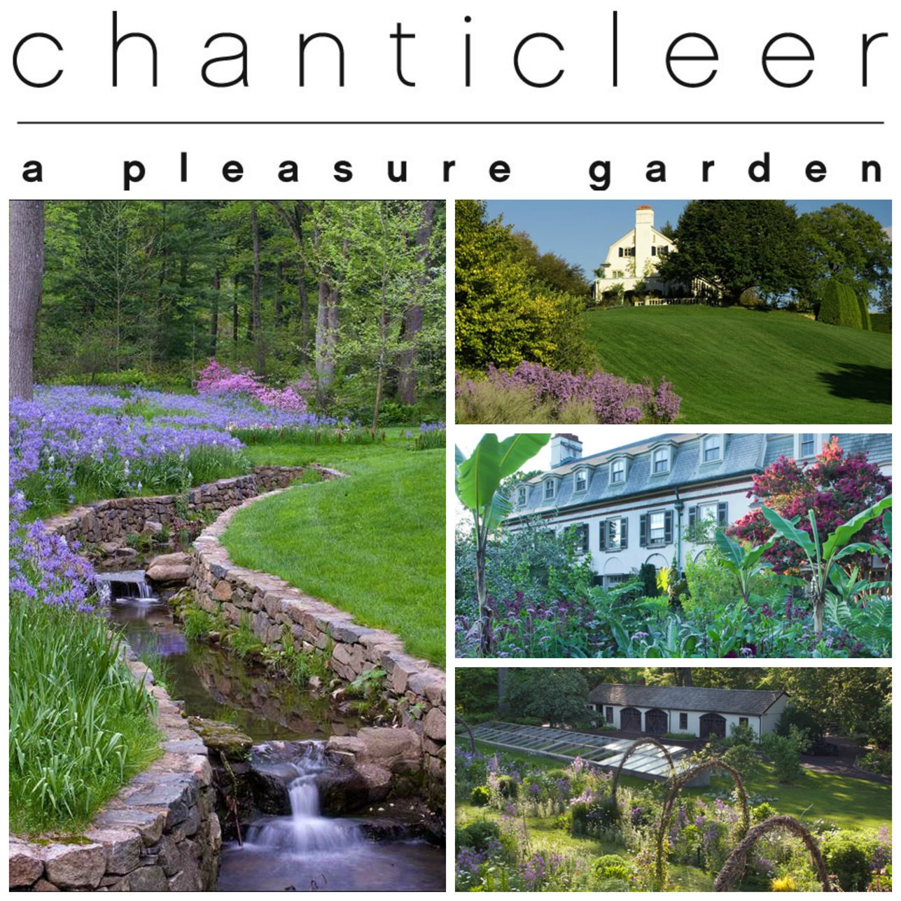 Chanticleer Collage 7 Elegant Watering Essentials Garden Design Calimesa, CA