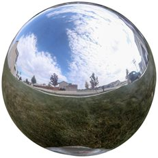 Gazing Ball, Gazing Globe Lily's Home ,