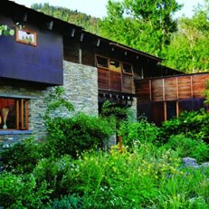 Living Green Sun Valley Idaho Garden Design Calimesa, CA
