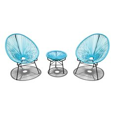 Outdoor Chair Set, Chat Set Harmonia Living ,