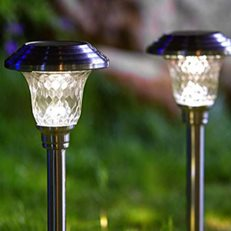 Garden Lights – The Best Outdoor Lighting Fixtures