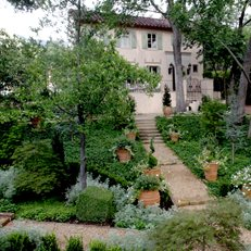 French Revival: A Taste of Provence in Dallas Garden Design Calimesa, CA