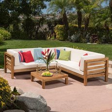 Outdoor Sectional, Outdoor Couch Noble House ,