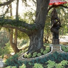 a pasadena garden by heather lenkin garden design calimesa ca