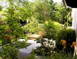 Small Garden Pictures KSA Design Studio Marina Del Rey, CA Part 63