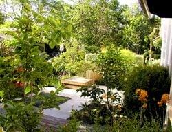 Small Garden Pictures KSA Design Studio Marina Del Rey, CA