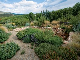 """Dream Team's"" Portland Garden Design with Nature Santa Fe, NM"