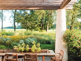"""Dream Team's"" Portland Garden Jonathan Alderson Landscape Architects Inc. Wayne, PA"