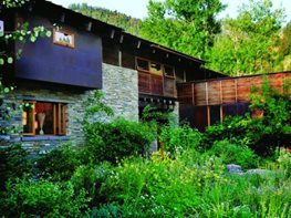 "Living Green Sun Valley Idaho ""Dream Team's"" Portland Garden Garden Design Calimesa, CA"