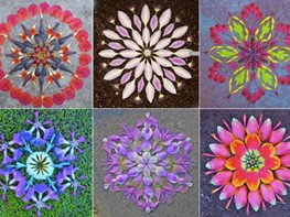 "Mandalas ""Dream Team's"" Portland Garden Garden Design Calimesa, CA"