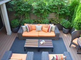Outdoor living Garden Design
