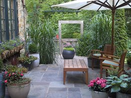 Maryland Patio Garden Design Calimesa, CA