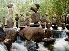 Zen Rock 3 Garden Design Calimesa, CA