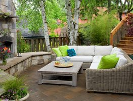 All Patio, Outdoor Living, Fireplace Creative Garden Spaces Stafford, OR