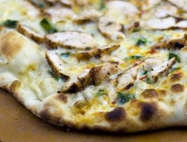 Blackened Wine Pizza Dough Garden Design Calimesa, CA