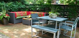 Shady Patio Livable Landscapes Wyndmoor, PA