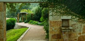 "Lake Austin Spa Resort: ""Gardening for Life"" Garden Design Calimesa, CA"