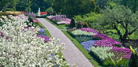Visit: Spring Blooms at Longwood Gardens Garden Design Calimesa, CA
