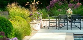 The Limestone Terrace The LaurelRock Company Wilton, CT