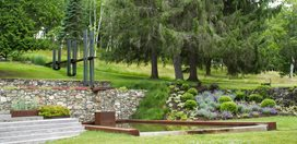 Glen Villa, Quebec Garden Site & Insight North Hatley, Quebec