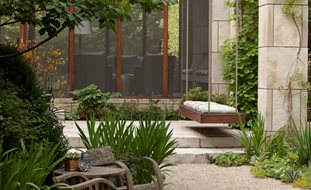hoerr schaudt garden in chicagos lincoln park hoerr schaudt chicago - Garden Designs Ideas