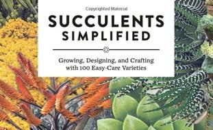 Succulents Simplified, Debra Lee Baldwin Garden Design Calimesa, CA