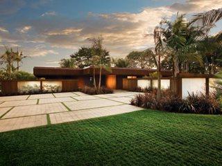 Permeable Pavers Garden Design