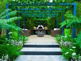 Making Your Outdoor Living Space Comfortable Garden Design