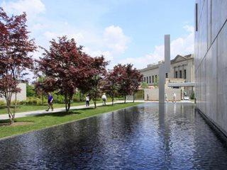 The Barnes Foundation S New Look Garden Design