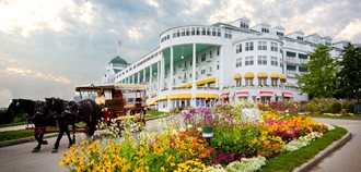 The Grand Garden Show, Grand Hotel, Mackinac Island Proven Winners Sycamore, IL
