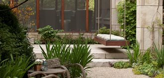 Garden Designe how to decorate the garden in an amazing way Hoerr Schaudt Chicago Il