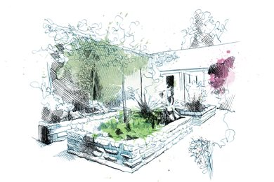8 landscape design principles garden design for The garden design team newark