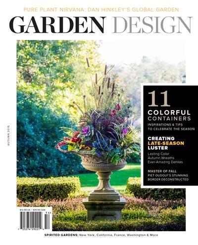 Top garden trends for 2018 garden design for Garten design magazin