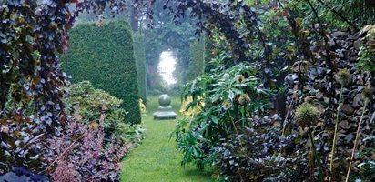 Sakonnet Rhode Island Garden Design Calimesa, CA