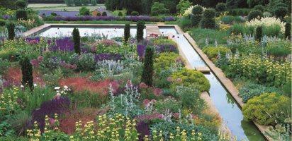 Broughton Grange Garden Design Calimesa, CA Traditional English ...