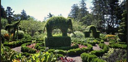 Gardens In New England Garden Design