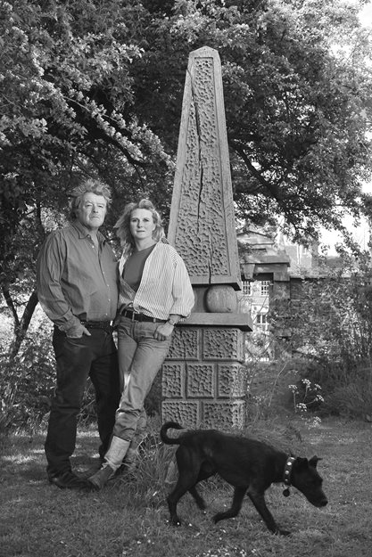 Isabel And Julian Bannerman's Romantic English Gardens