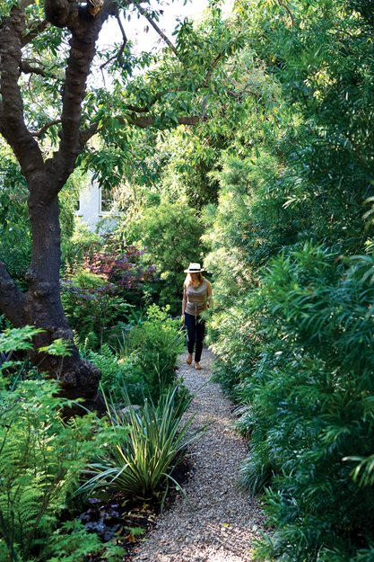 The Path Less Taken A Silver Lake Garden Garden Design