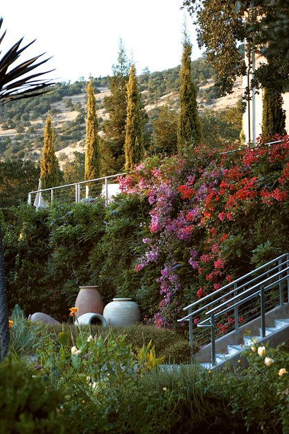 Rudd Oakville Estate Garden Design Calimesa, CA
