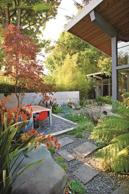 Modern Gardens In NW, CA And BC