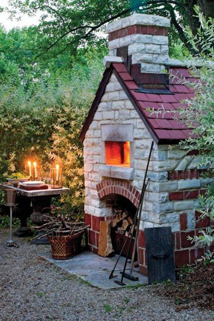 Slice Of Heaven Pizza Ovens Garden Design